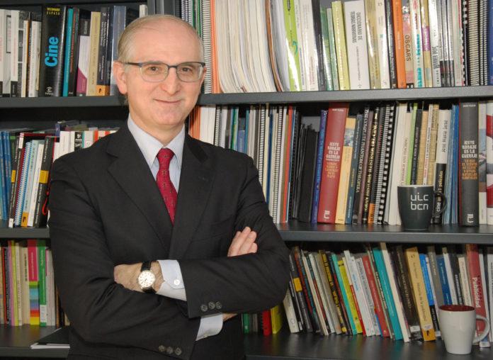 Alfonso Méndiz, nuevo rector de la Universidad Internacional de Cataluña
