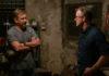 Matt Damon y Tom McCarthy en el rodaje de Cuestión de Sangre