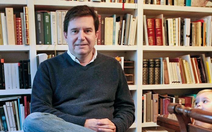 Enrique García-Máiquez, autor de Mal que bien