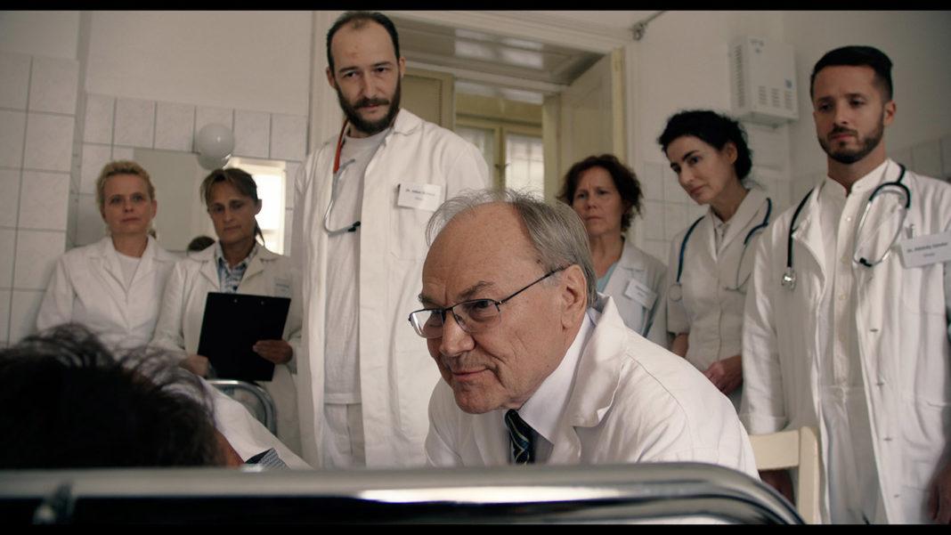 El médico de Budapest, de István Szabó
