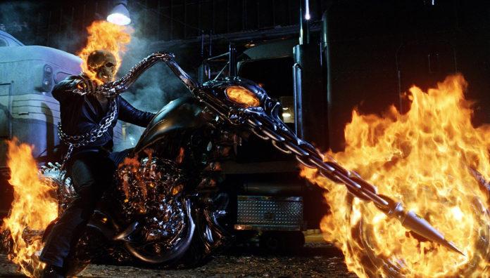El motorista fantasma (2007)