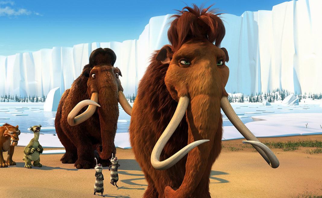 Ice Age 2: El deshielo (2006)