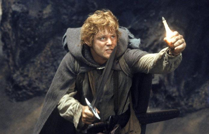 Sean Astin en El Señor de los Anillos