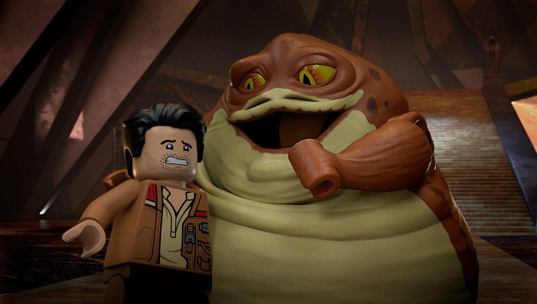LEGO Star Wars: Cuentos escalofriantes (2021)