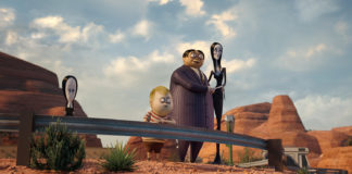 La familia Addams 2: La gran escapada (2021)