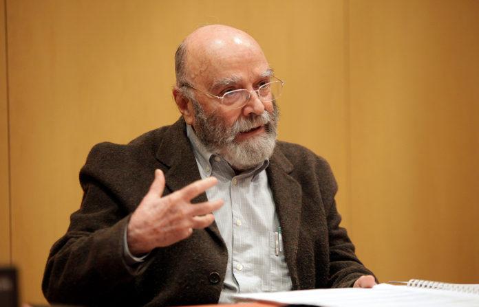 El compositor Luis de Pablo